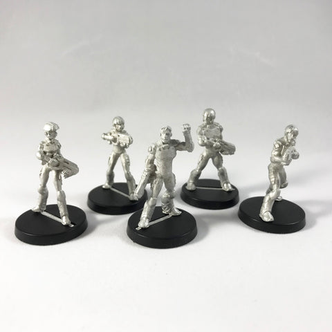 Effigy Havoc Squad - SciFi / Cyberpunk 28mm