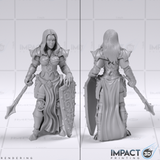 Fantasy Miniature Collection - Vol 1 - D&D/Pathfinder Scale