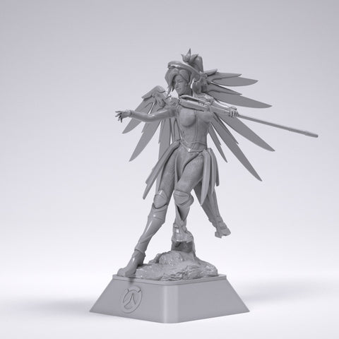 Mercy - Printed 1:12 Scale!