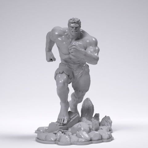 Hulk - Printed 1:12 Scale!
