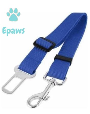 Epaws Dog Car Seatbelt - Epaws dog seat belt dog seat belt harness dog seat belt leash dog seat belt tether 	seatbelt for dogs