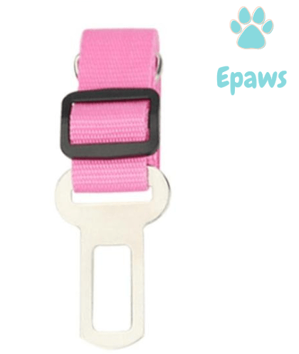 Epaws Dog Car Seat belt Harness tether Seatbelt pink dog seat belt tether pet seat belt