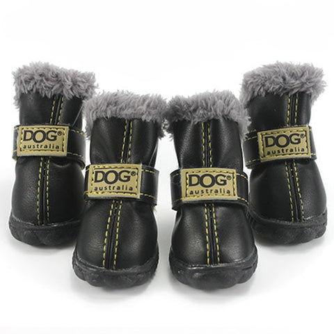 Pet Winter Boots