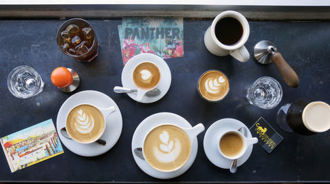 Drink Medley Panther Coffee