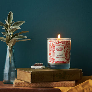 A Whiff of Waffle Cone Scented Candle