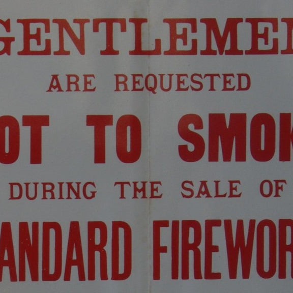 ULTIMATE FIREWORK SAFETY