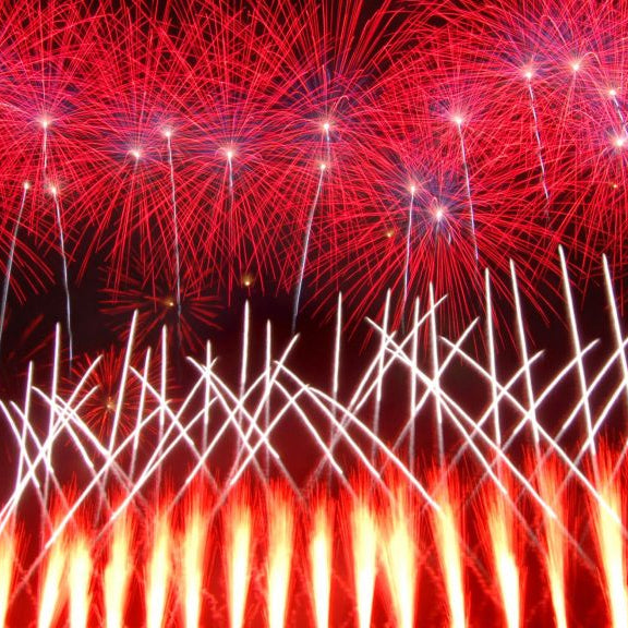 THE BRITISH FIREWORK CHAMPIONSHIPS 2019
