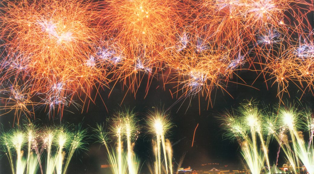 DUBAI NEW WORLD RECORD ATTEMPT FOR NYE 2020