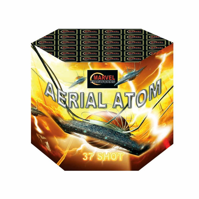 Aerial Atom Single Ignition Firework by Epic Fireworks