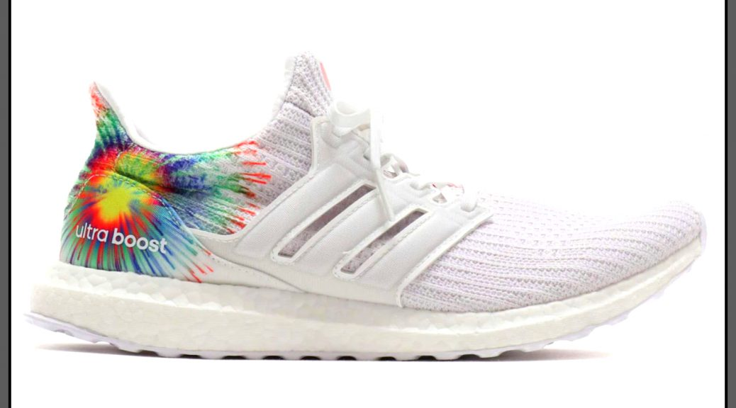 ADIDAS ULTRABOOST 'JAPAN' FEATURING FIREWORKS