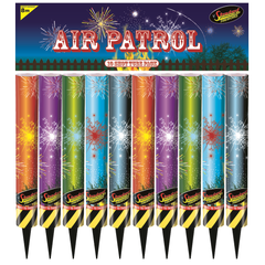 NEW FOR 2021 - AIR PATROL SHOT TUBES