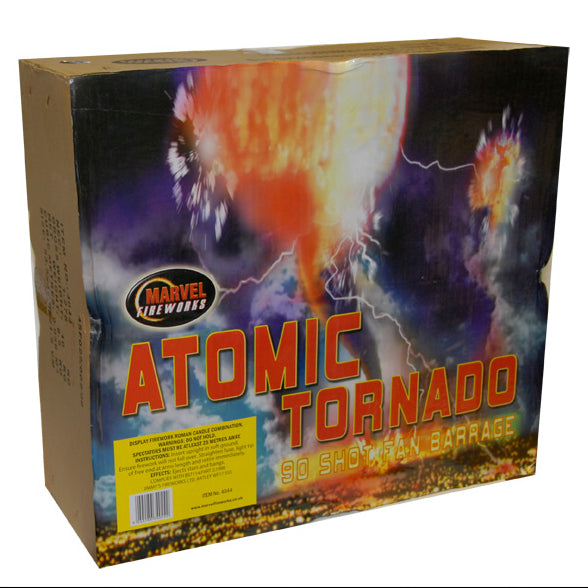 New for 08: Atomic Tornado