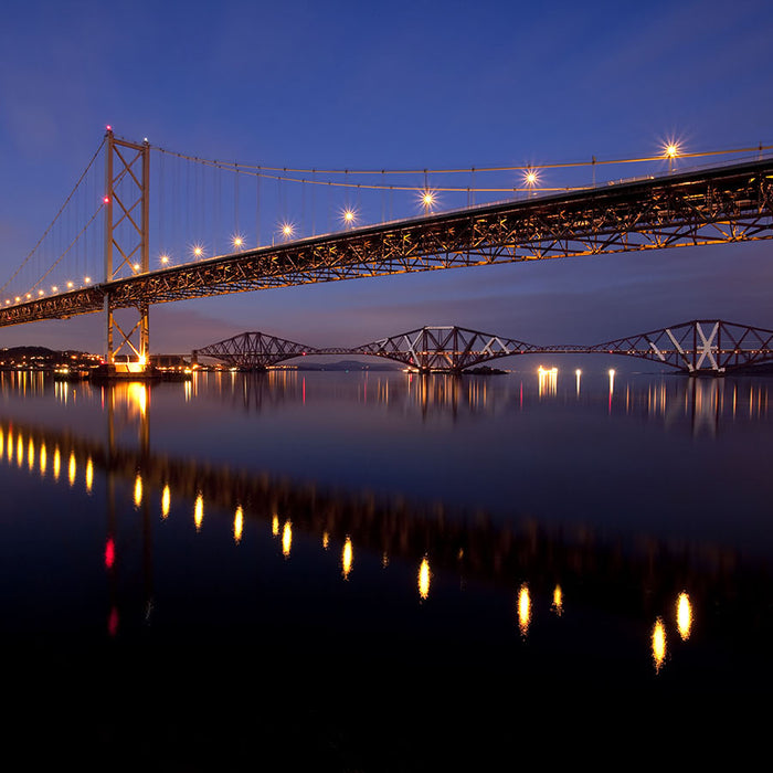 CELEBRATING THE HALF CENTURY OF THE FORTH ROAD BRIDGE