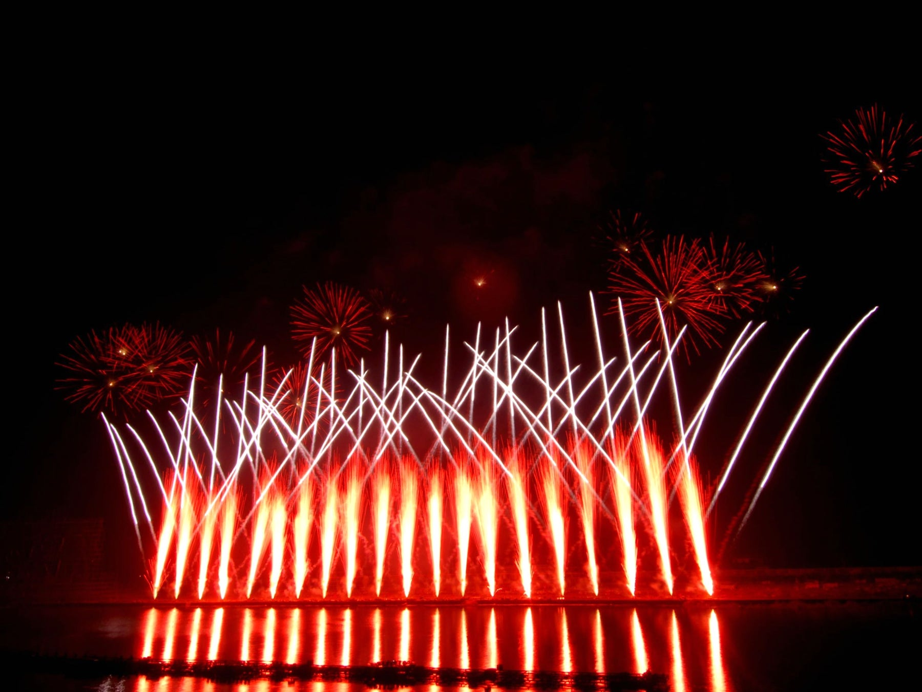 Herrenhausen Firework Competition 2015