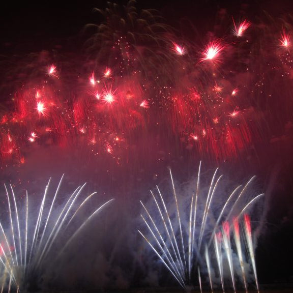 FIREWORK CHAMPIONS EVENT - ARLEY HALL 2019