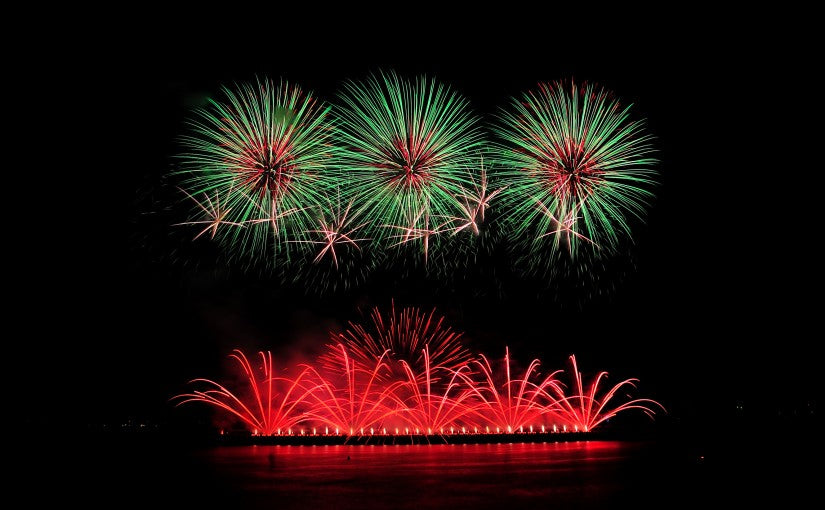 Danang International Fireworks Competition 2015