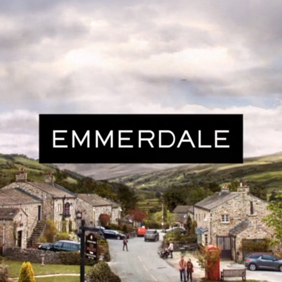 Epic Fireworks Featured On Emmerdale