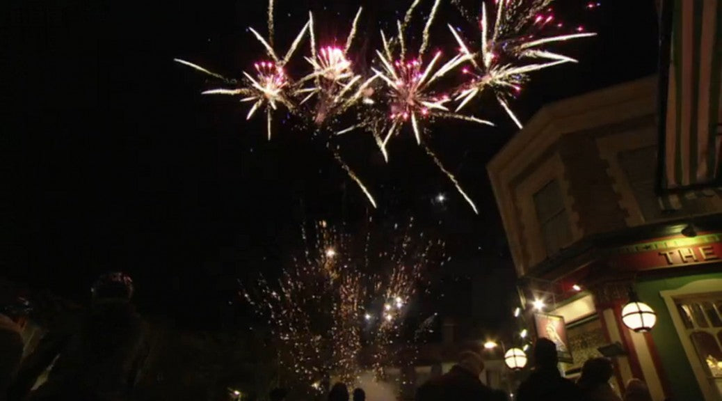 EastEnders and EPIC Fireworks
