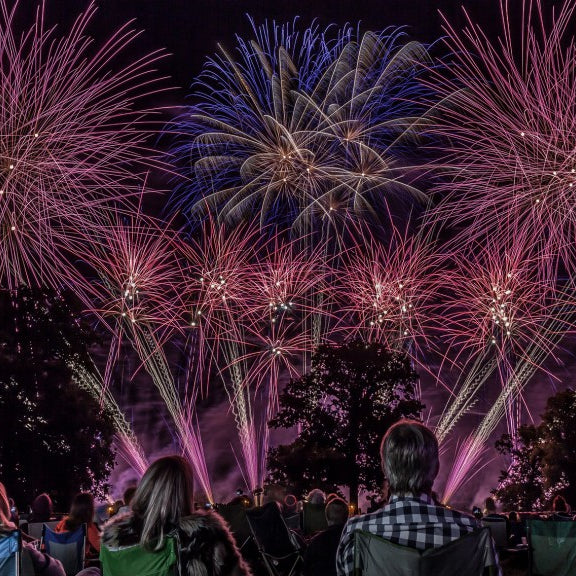 FIREWORK CHAMPIONS – NEWBY HALL – THE COMPETITORS