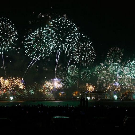 GUINNESS BOOK OF RECORDS – LARGEST FIREWORKS DISPLAY