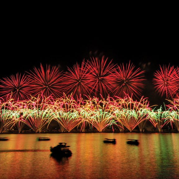 FIREWORKS WELCOME IN 2019 AROUND THE WORLD