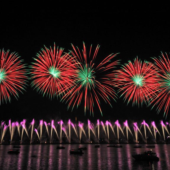 MACAU INTERNATIONAL FIREWORK COMPETITION 2018
