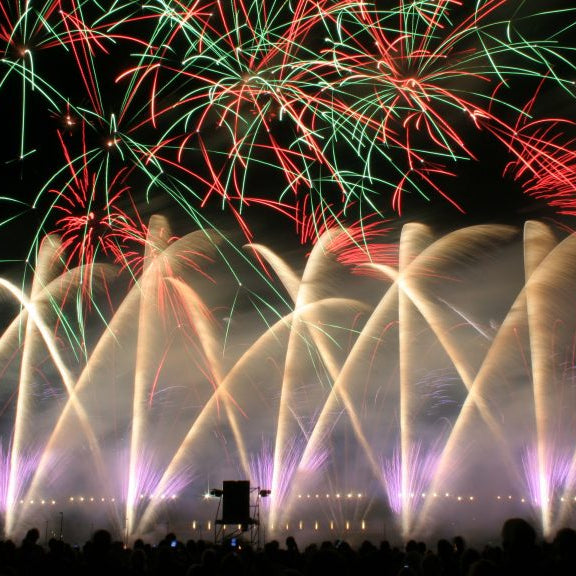SAN SEBASTIAN INTERNATIONAL FIREWORK COMPETITION