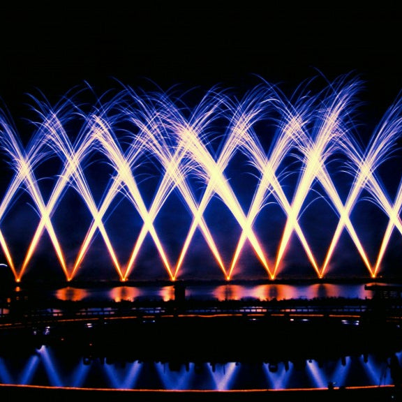 MONACO INTERNATIONAL PYROMUSICAL COMPETITION 2016