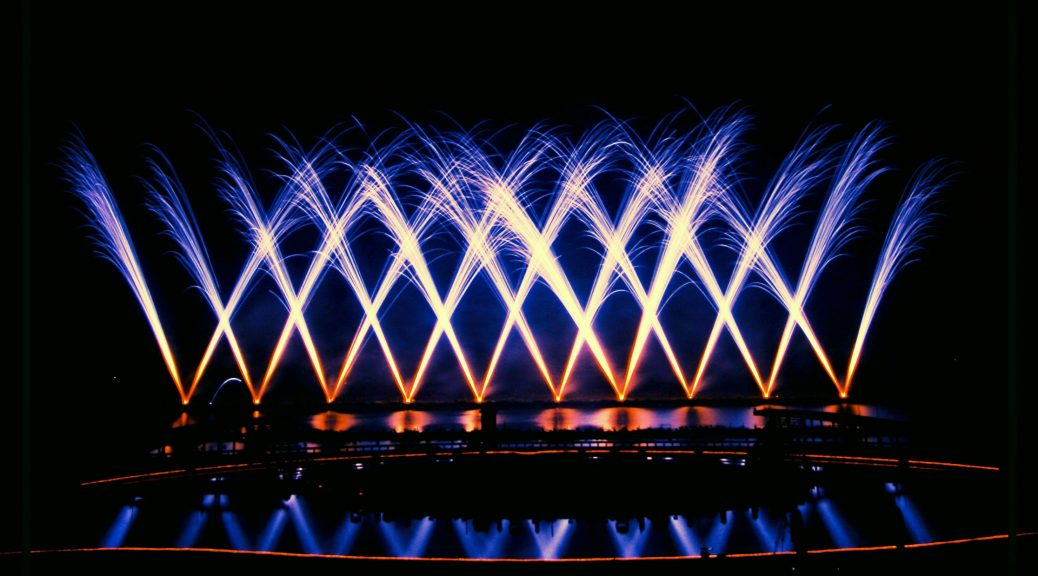 SOUTHPORT MUSICAL FIREWORKS CHAMPIONSHIP