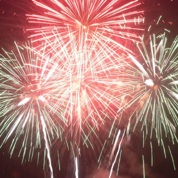 GLASGOW: SCOTTISH CHAMBER ORCHESTRA AND FIREWORKS