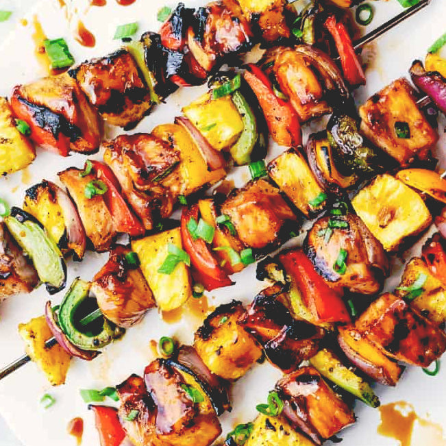 SKEWER DISHES IDEAL FOR BONFIRE NIGHT