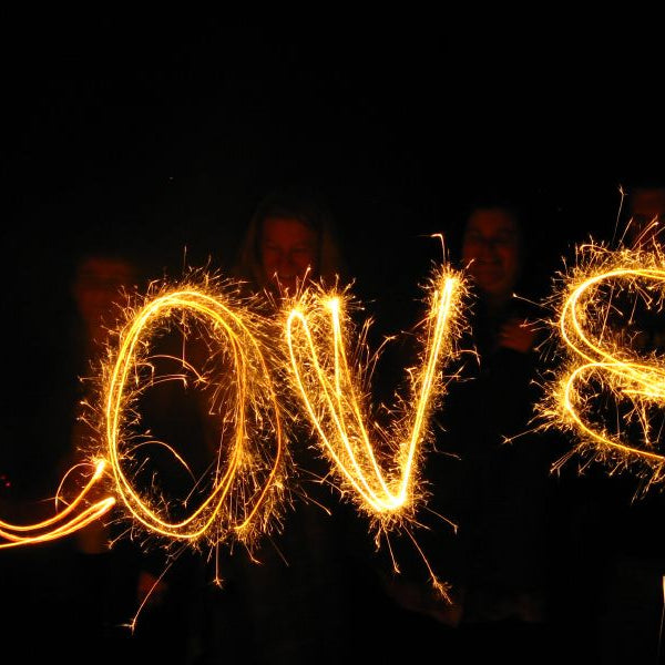 Sparkler Art – How difficult is it really?