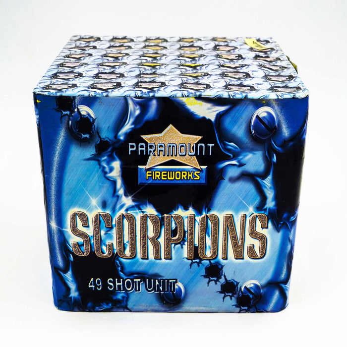 New for 08: Scorpions