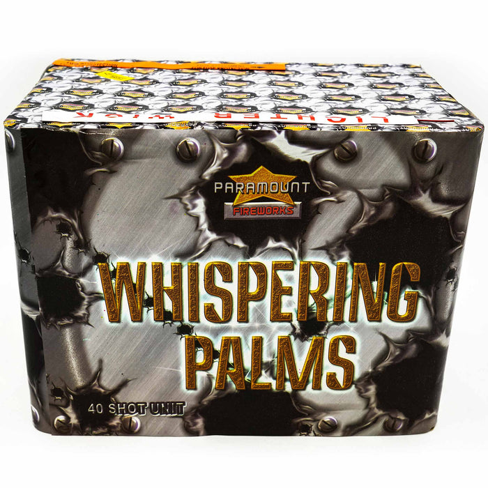New for 08: Whispering Palms