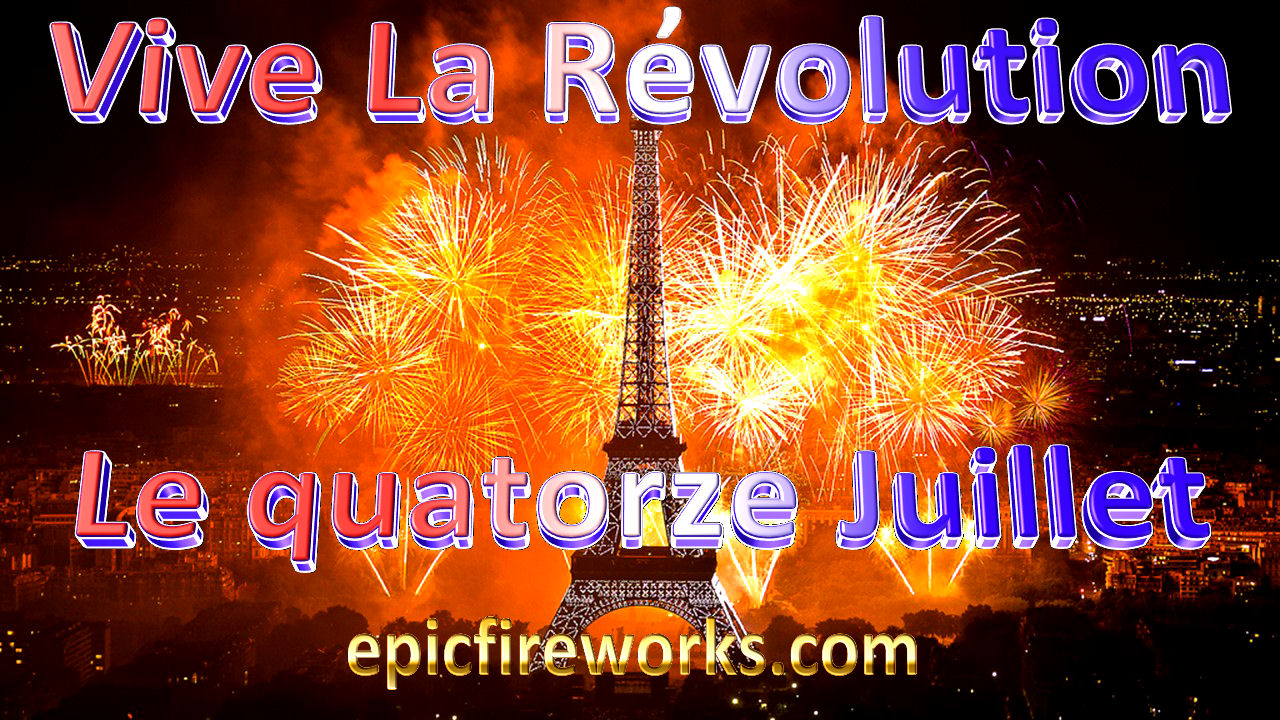 Bastille Day - France National Holiday
