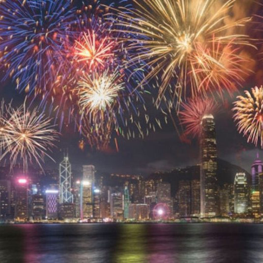 HONG KONG NO FIREWORKS