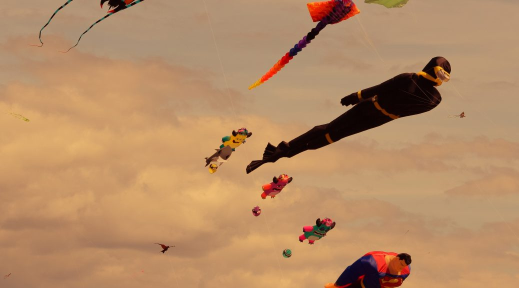 International Kite Festival 2019 and Fireworks Display