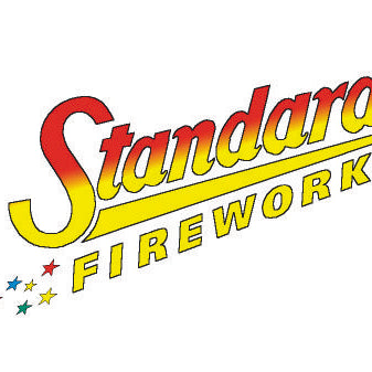 Classic Standard Fireworks Poster