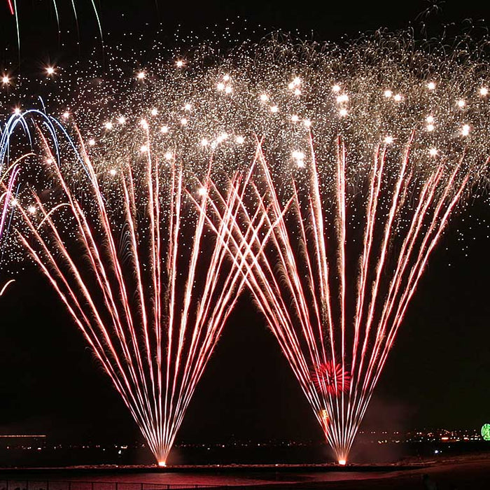 Olympic Stadium Set For New Year Fireworks
