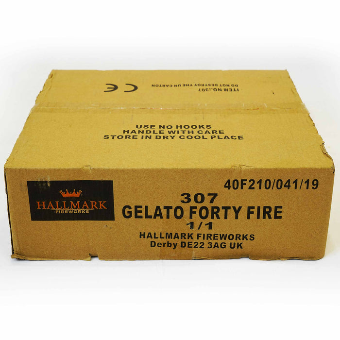 Gelato Forty Fire 258 Shot