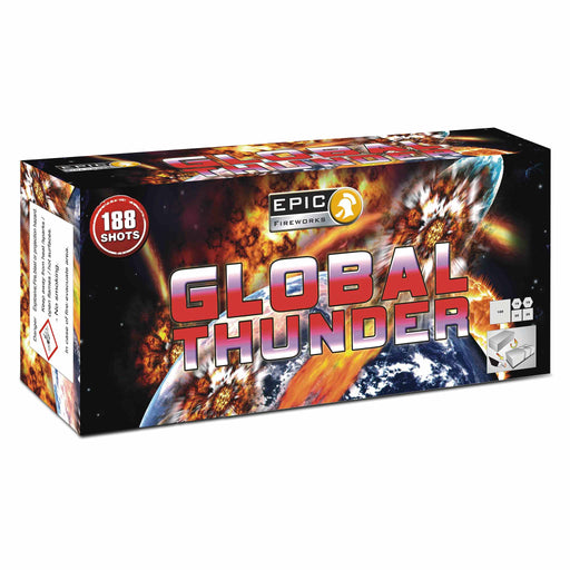 Global Thunder 188 Shot