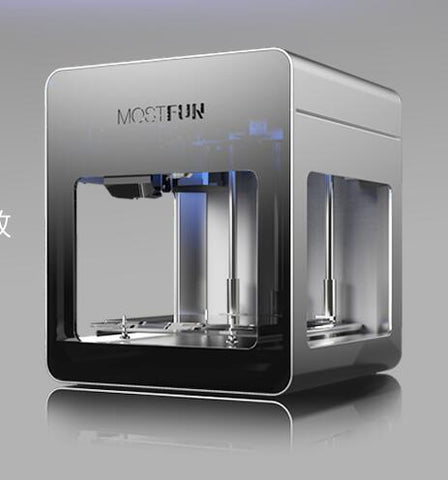 3D printer, MOSTFUN desktop high precision 3D printer, educational home entry-level 3D printer