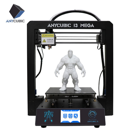 Anycubic I3 Mega Full Metal Plus Size Frame Industrial Grade High Precision 3D Printer
