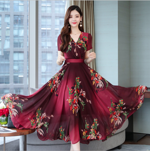 2019 New Fashion & Elegant Dress
