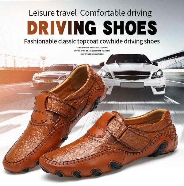 【Big Sale】New Men's leather shoes,High quality leather,Soft, comfortable and flexible
