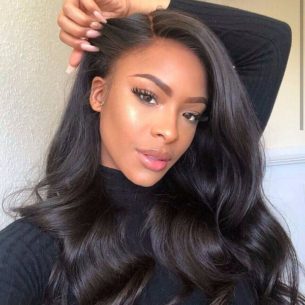 Hair Loose Wave Full Lace Human Hair Wigs