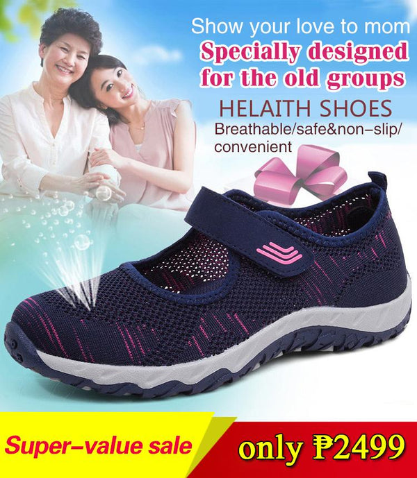 Japan Explosion Hollow-out Breathable Flat Non-slip Leisure Shoes