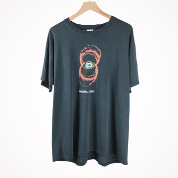 2000 Thrashed and Worn Pearl Jam Binaural Tour T-Shirt