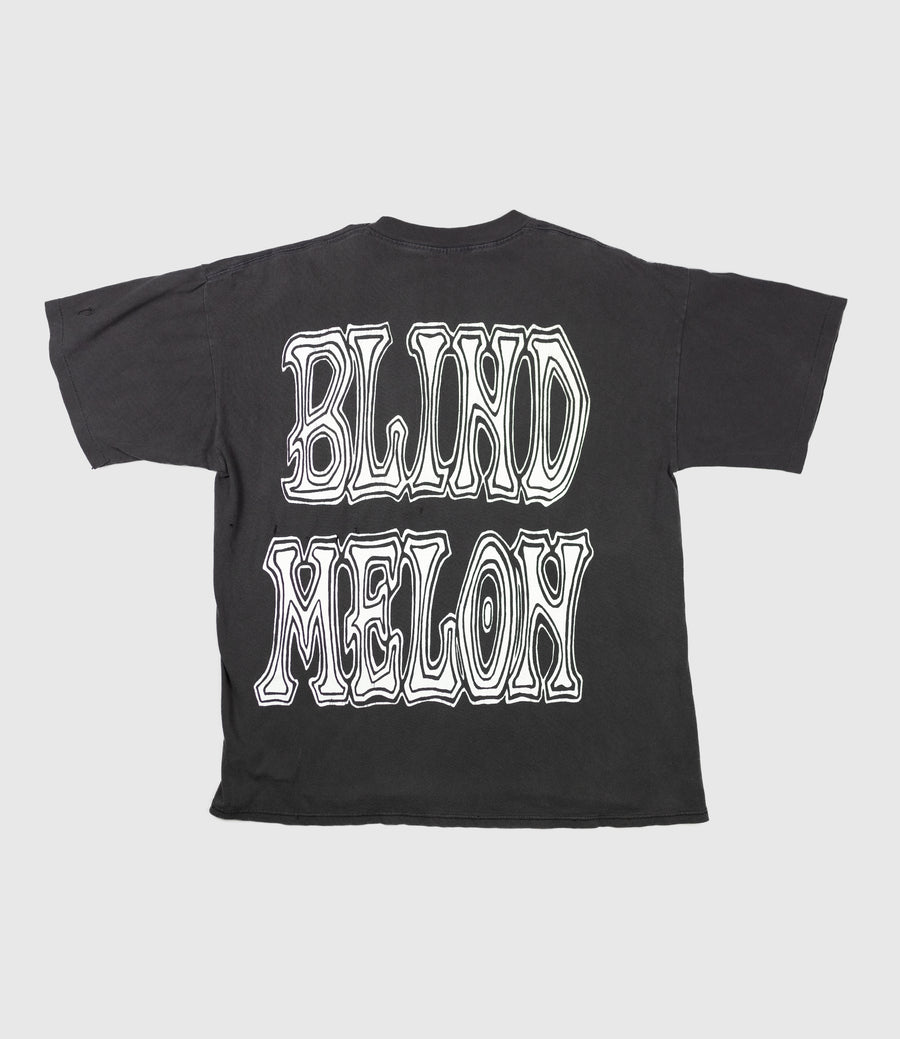 1993 Blind Melon Blue Meanies Promo T-Shirt