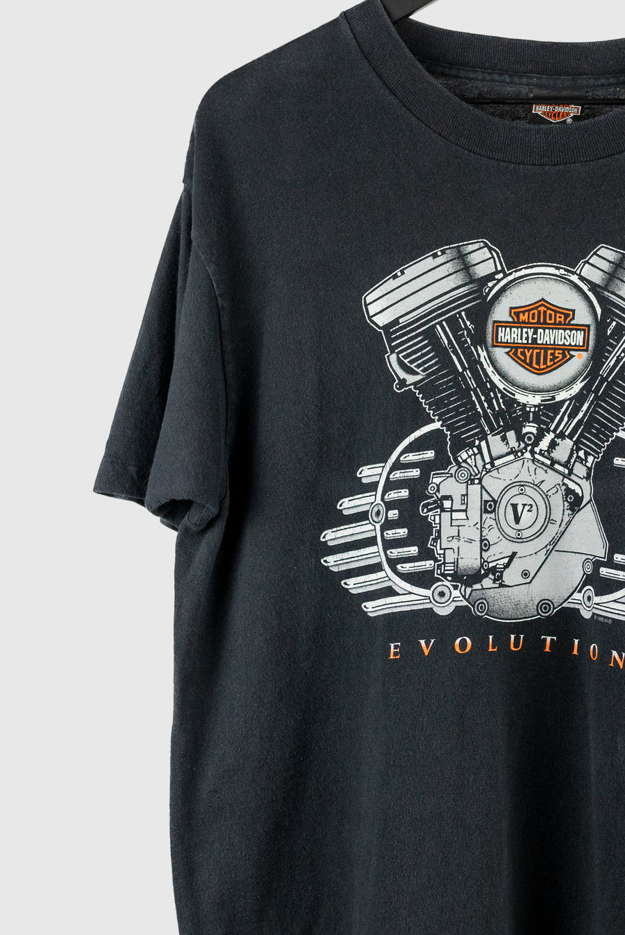 90s Harley Evolution Tee